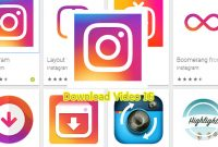 Aplikasi Download Video Di Instagram IG Terbaik