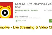 Download Nonolive Mod Apk Unlimited Coin No Banned