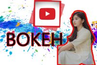 video bokeh yang bisa ditonton di youtube video